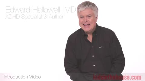 Edward Hallowell, MD, EdD